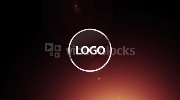 After Effects CS4 Template: Glitch Logo