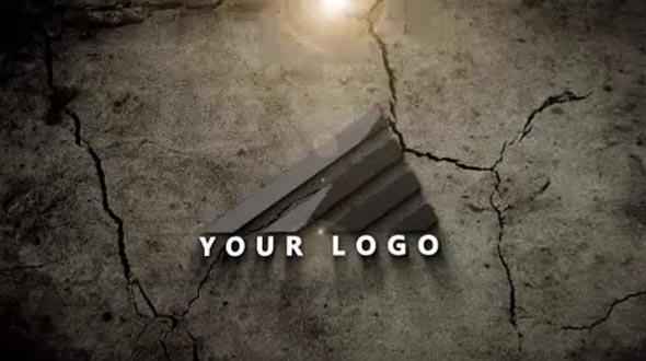 AE CS4 Template: Logo Impact
