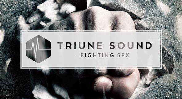 Triune Sound: Fighting SFX