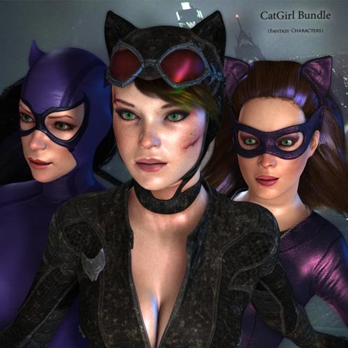 CatGirl Bundle