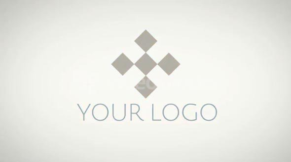 After Effects CS5 Template: Logo Glitch