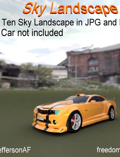 SKY Landscape [ dson installer update ]