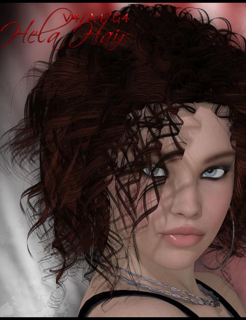 Hela Hair V4-A4-G4