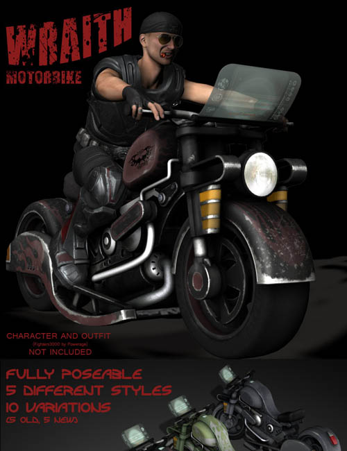 Wraith Motorbike