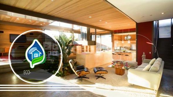 AE CS5 Template: Interior Showcase