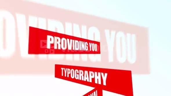 AE CS4 Template: Typography 29