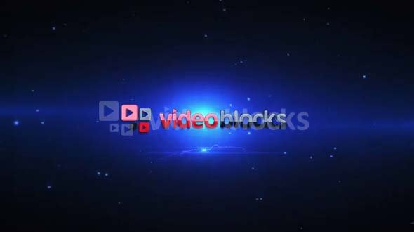 After Effects CS4 Template: Electro Impact Logo