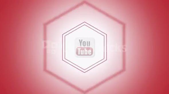 Apple Motion 5 Template: Youtube Profile Logo