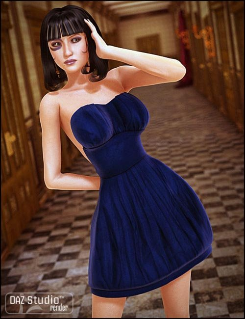Cocktail Dress for V4
