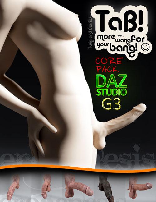 TaB DS G3 Core Pack v1.03e