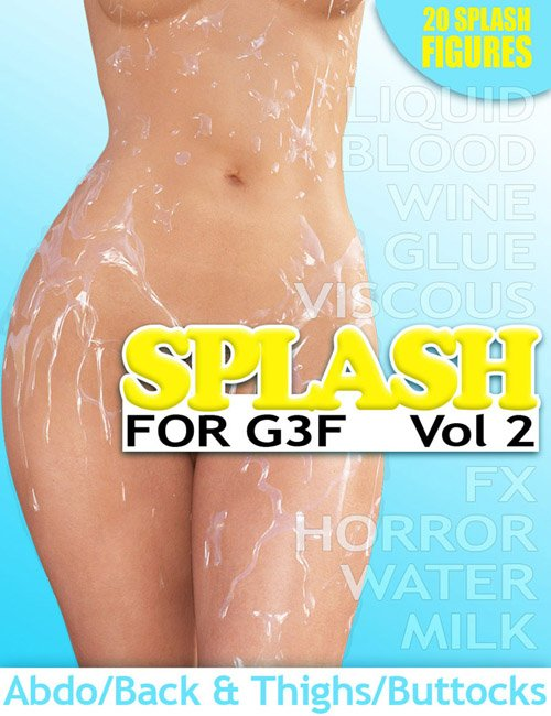 Splash VOL2 For G3 Female