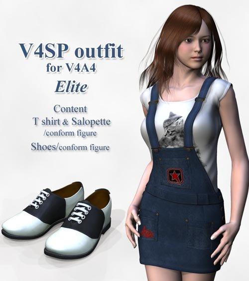 V4SP outfit for V4A4