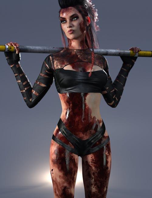 Ultimate Blood 'n Dirt for Genesis 3 Female(s)