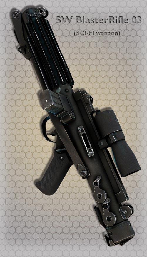SW BlasterRifle 03