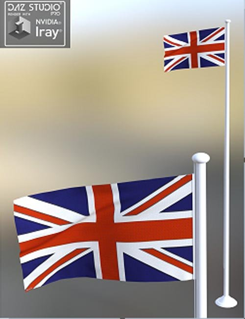 Flag and Flag Pole