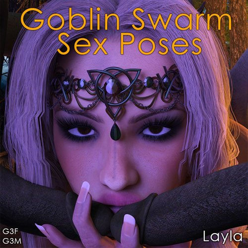 Goblin Swarm Orgy Poses