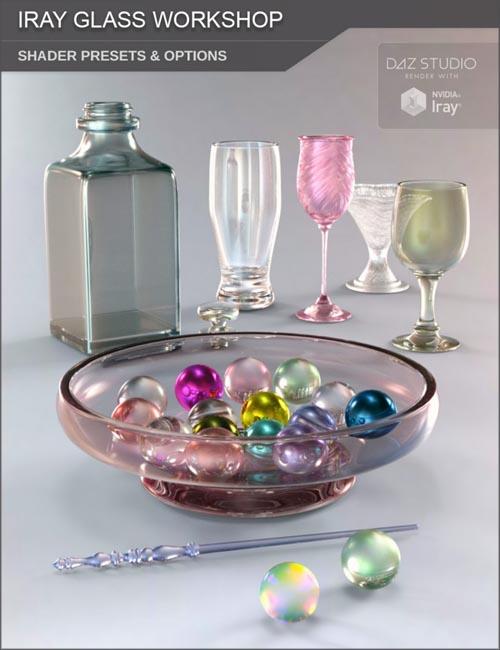 Iray Glass Workshop