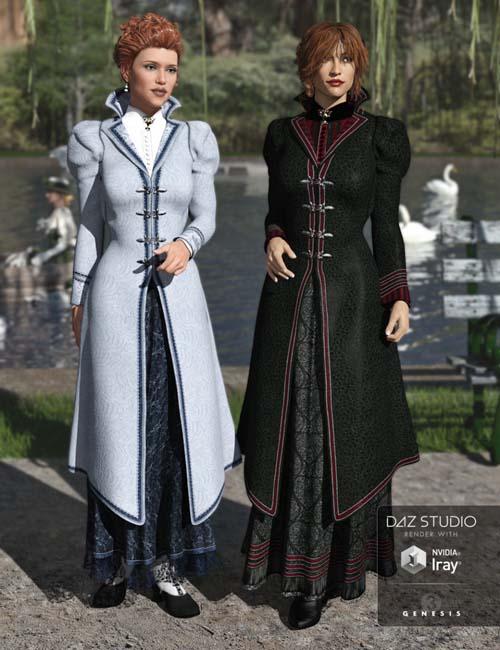 Alicia for Victoria Iven [ UPDATE ]