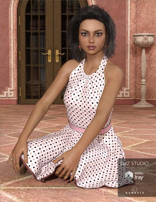 Candy Dress for Genesis 3 Female(s)
