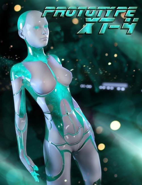 HP Prototype XT-4 for Genesis 3 Female