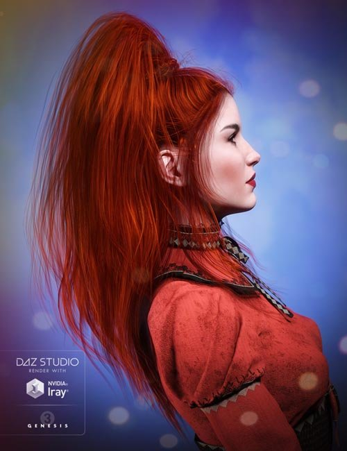 Twilight Fall for Genesis 3 Females(s)
