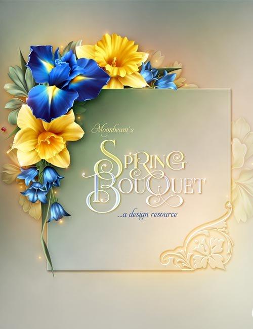 Moonbeam's Spring Bouquet