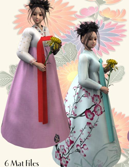 Hanbok for Aiko3