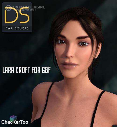 Lara Croft For G8F