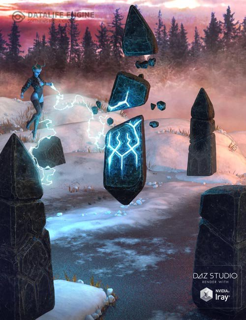 Muelsfell Mystical Obelisks