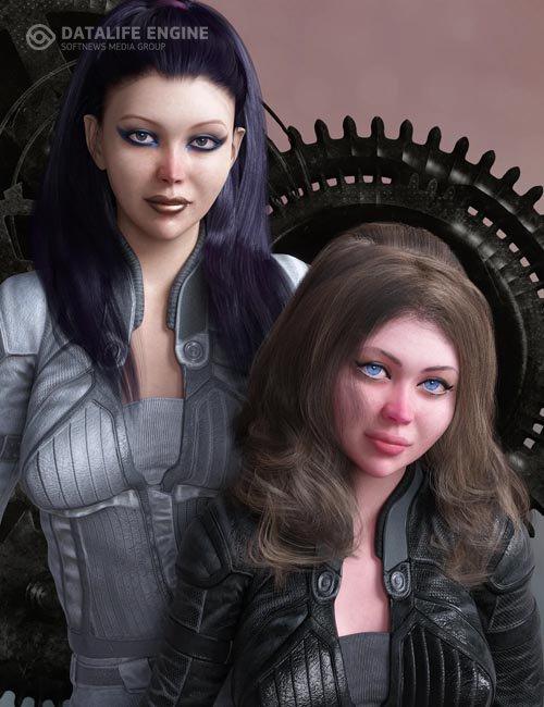 Mst Mercy Gnomercy HD for Genesis 8 Females