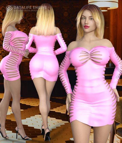 Party Dress G8f
