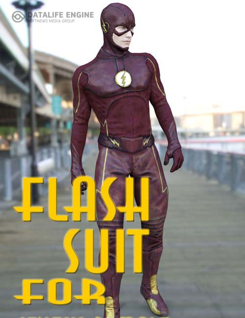 Flash Suit for G3M