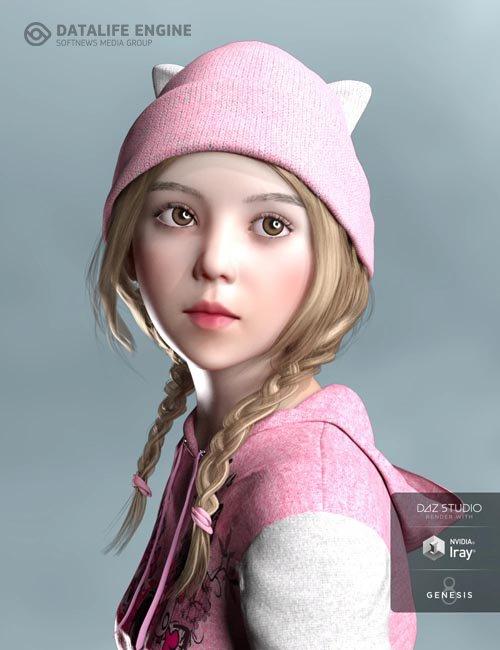 Evelyn for Genesis 8 Female