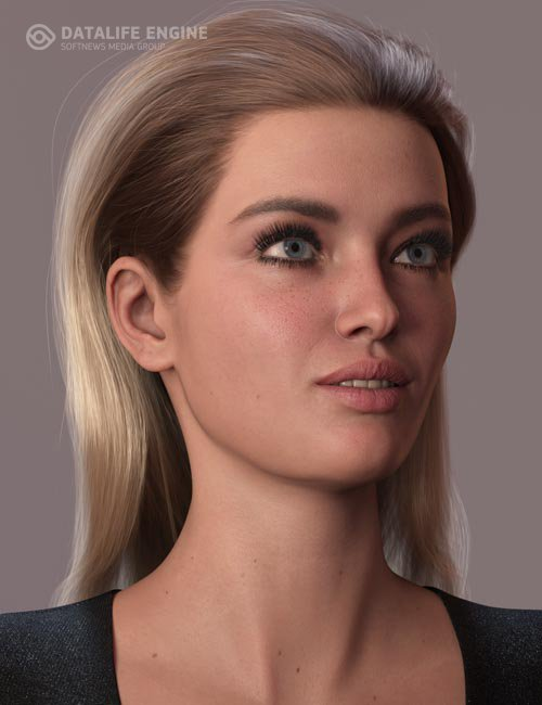 2021-04 Hair for Genesis 8 and 8.1 Females