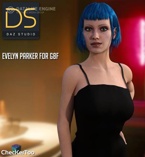 Evelyn Parker For G8F