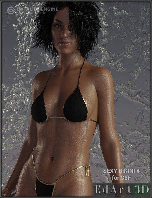 Sexy Bikini 4 For G8F