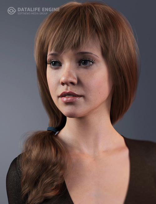 2021-05 Hair for Genesis 8 and 8.1 Females
