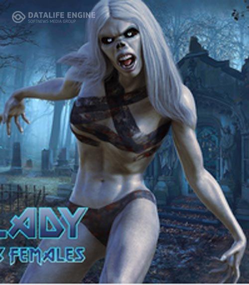 Iron Lady For Genesis 8 Females