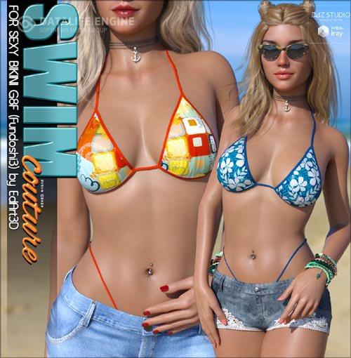 SWIM Couture for Sexy Bikini G8F