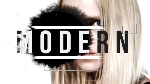 Trendy Style Intro - Premiere Pro Templates